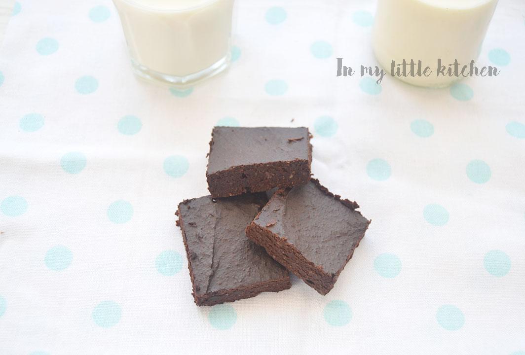 Brownie de chocolate de Lorraine Pascale